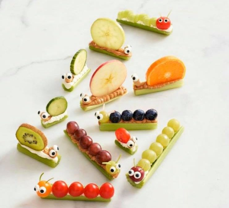 Caterpillar Life Cycle